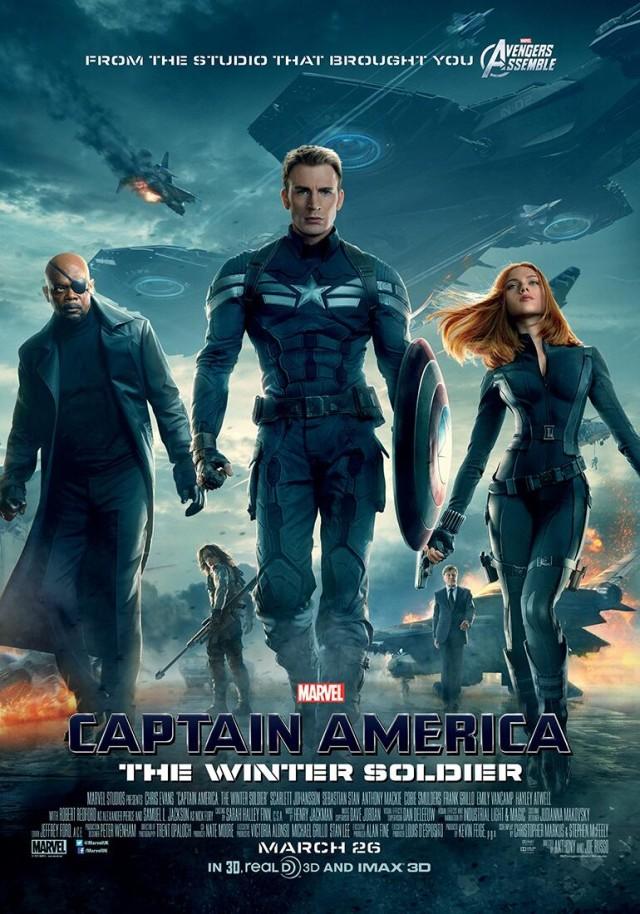 <em>Captain America 2: Winter Soldier</em>