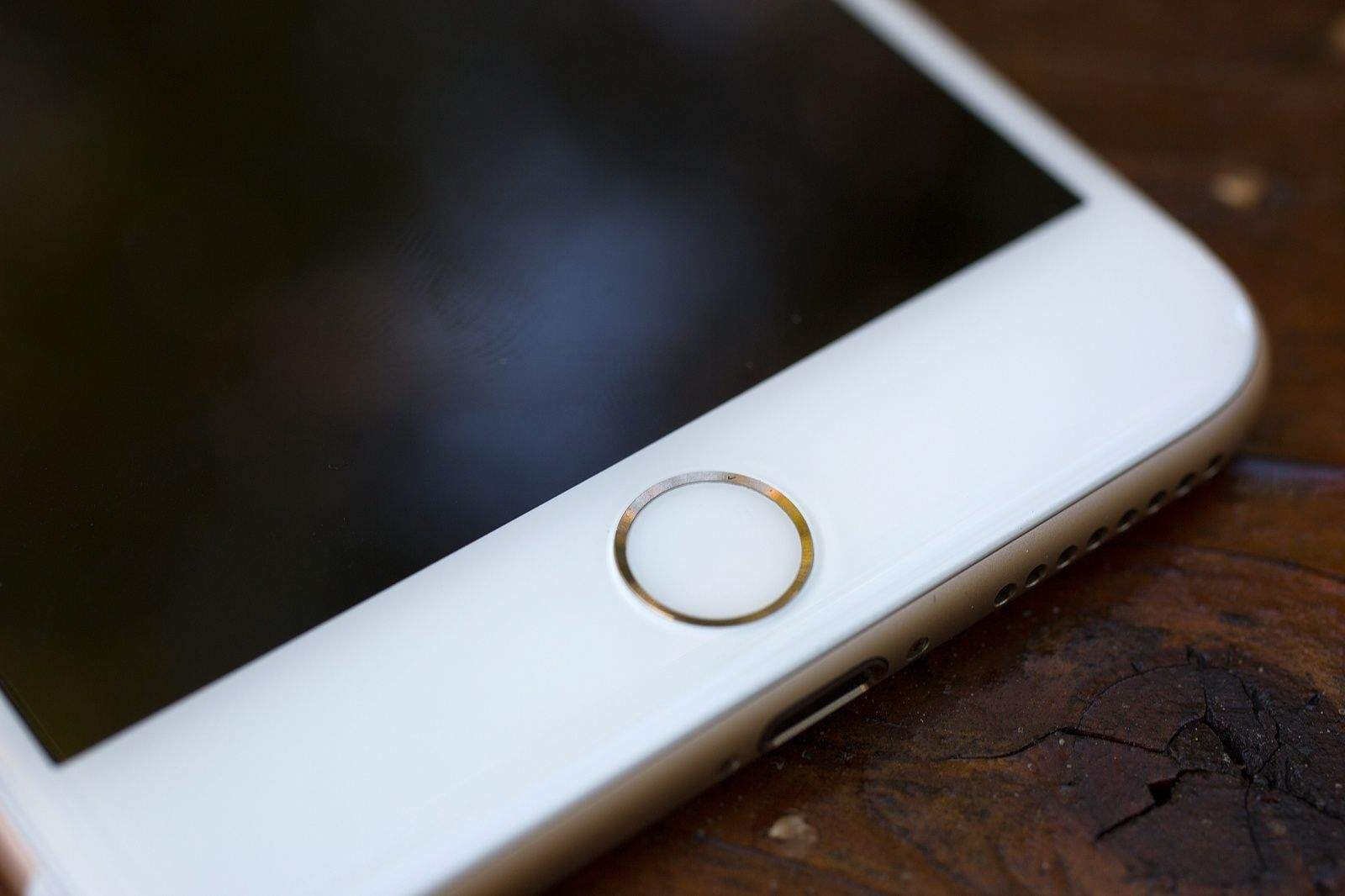 The iPhone 6's Touch ID sensor is greatly improved over the 5s &mdash for me, anyway.