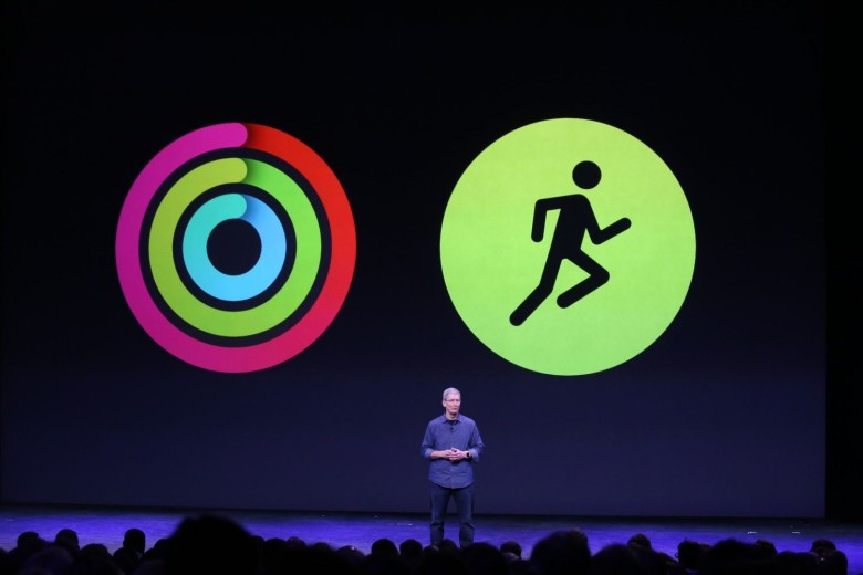 Will the Apple Watch revolutionize mobile health as we know it? (Picture: The Next Web)