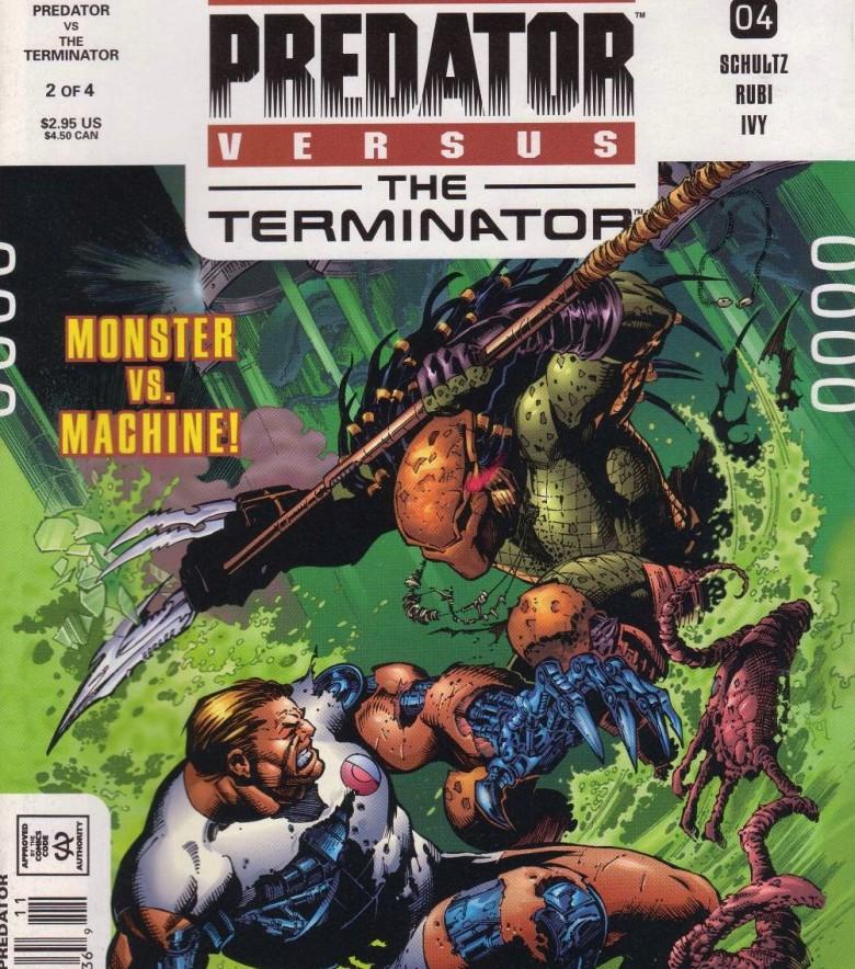 Terminator vs. Predator