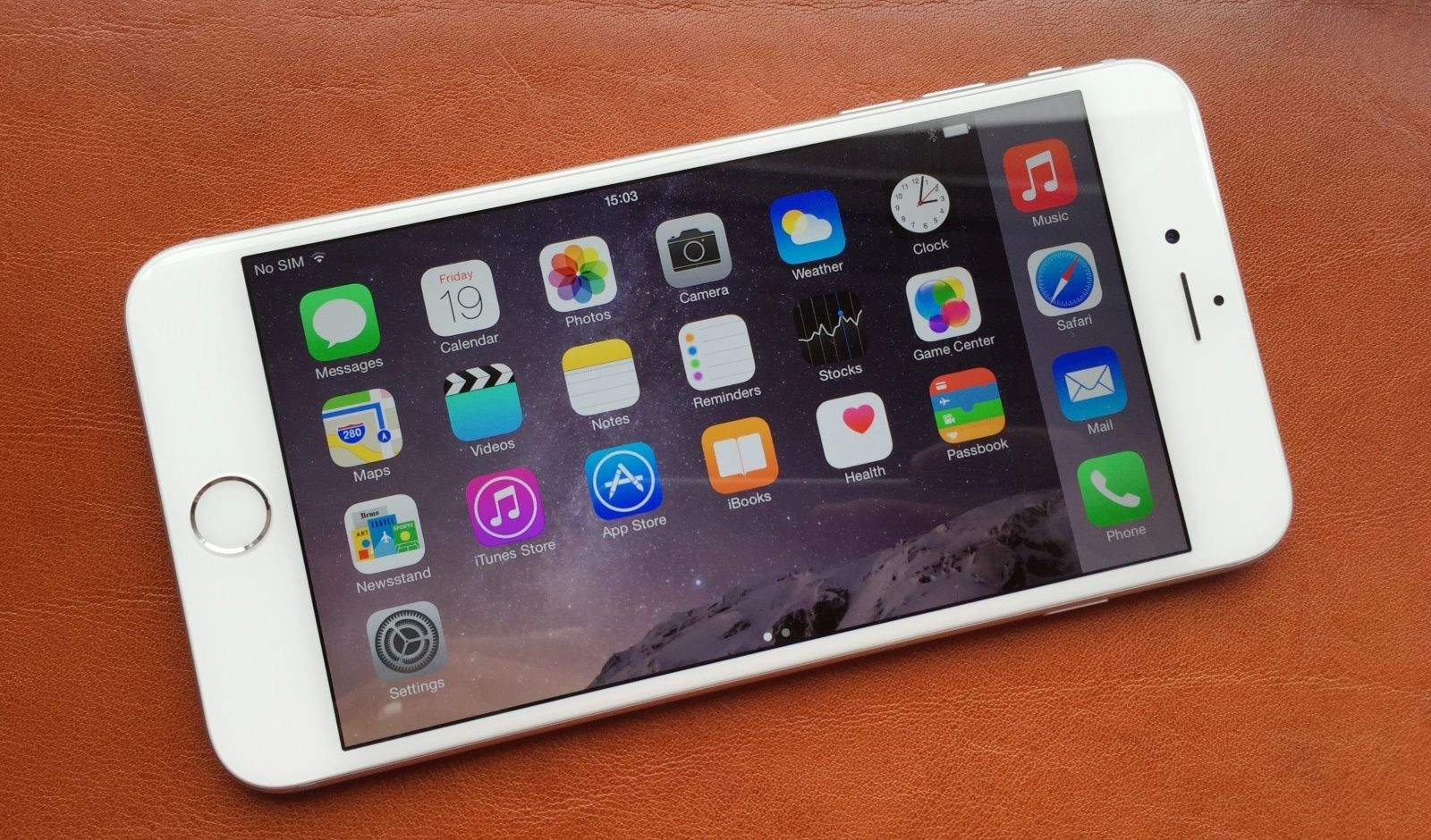 The iPhone 6 Plus is already king of the phablets. Photo: Killian Bell/Cult of Mac