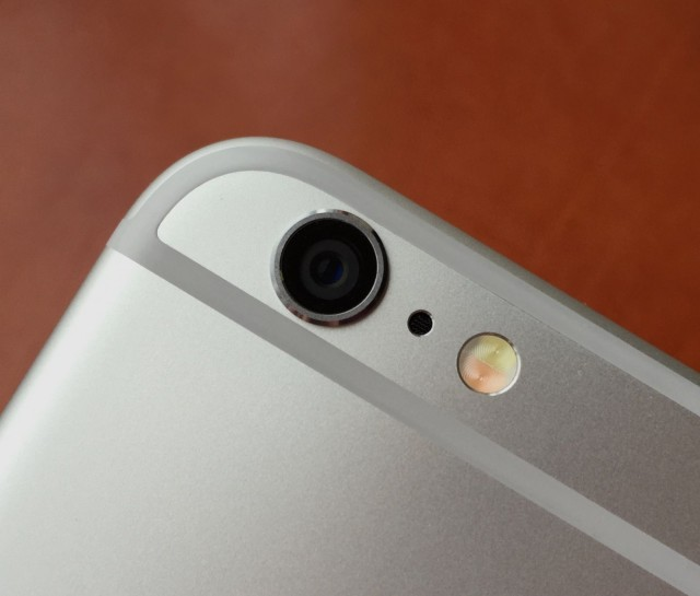 I still don't like that protruding camera lens. Photo: Killian Bell/Cult of Mac.