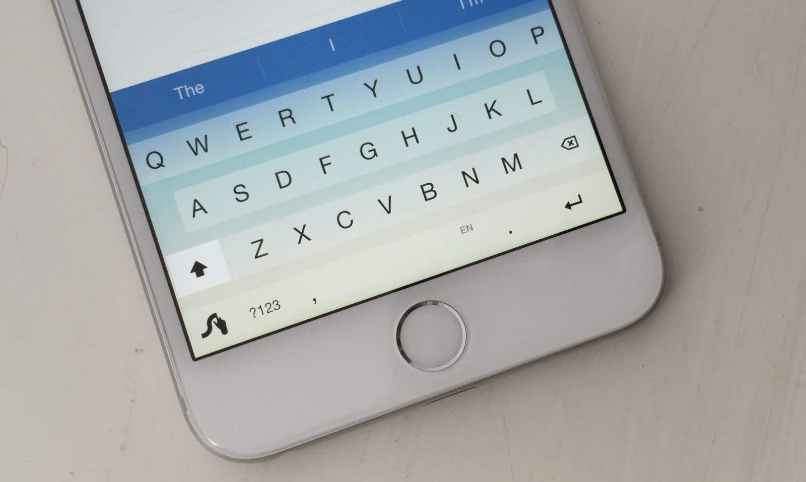 Swype iOS