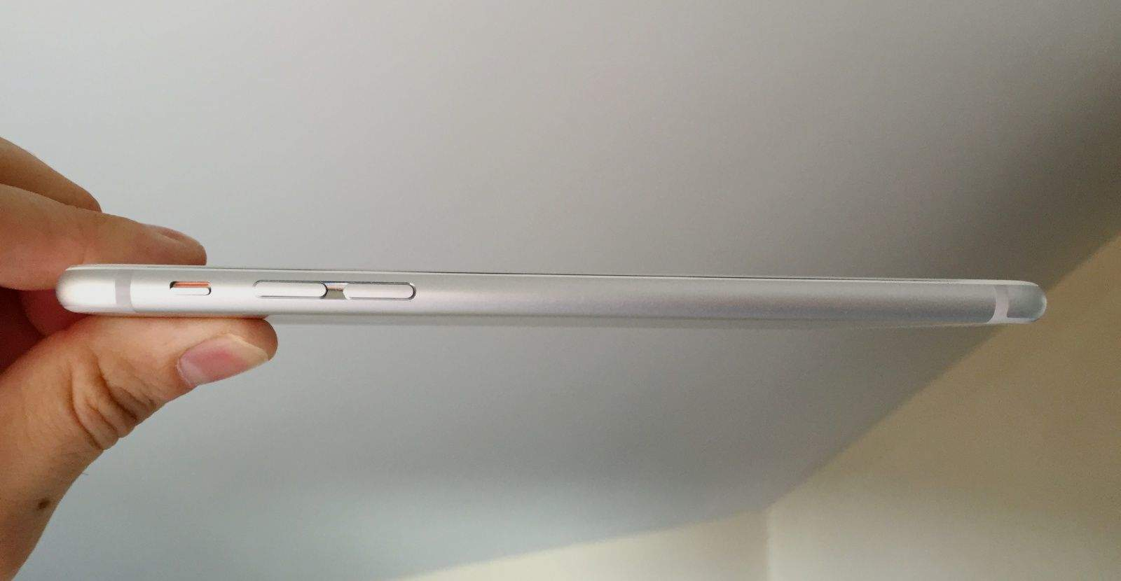Is your iPhone 6 Plus still as straight as it was the day you got it? Photo: Killian Bell/Cult of Mac