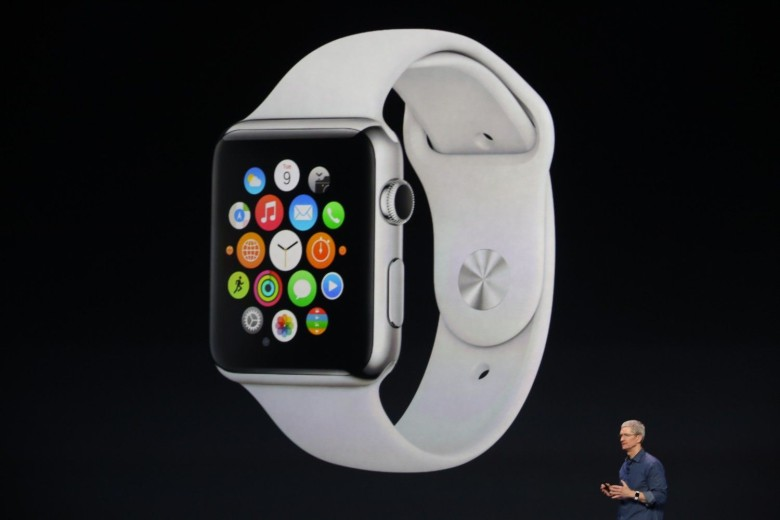 apple watch introduction