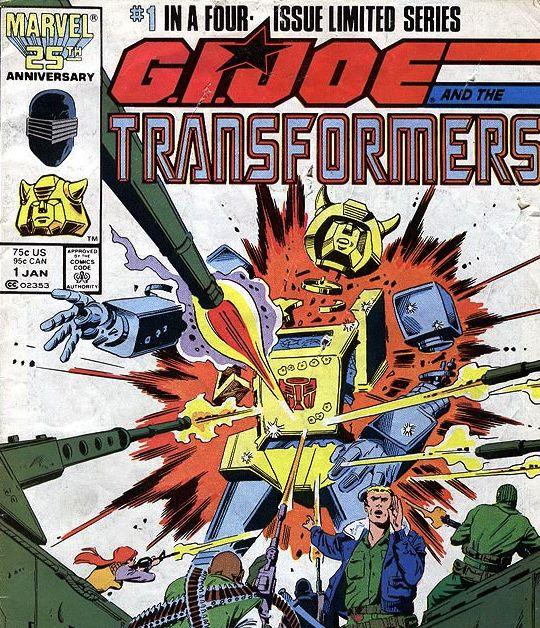 G.I. Joe vs. Transformers