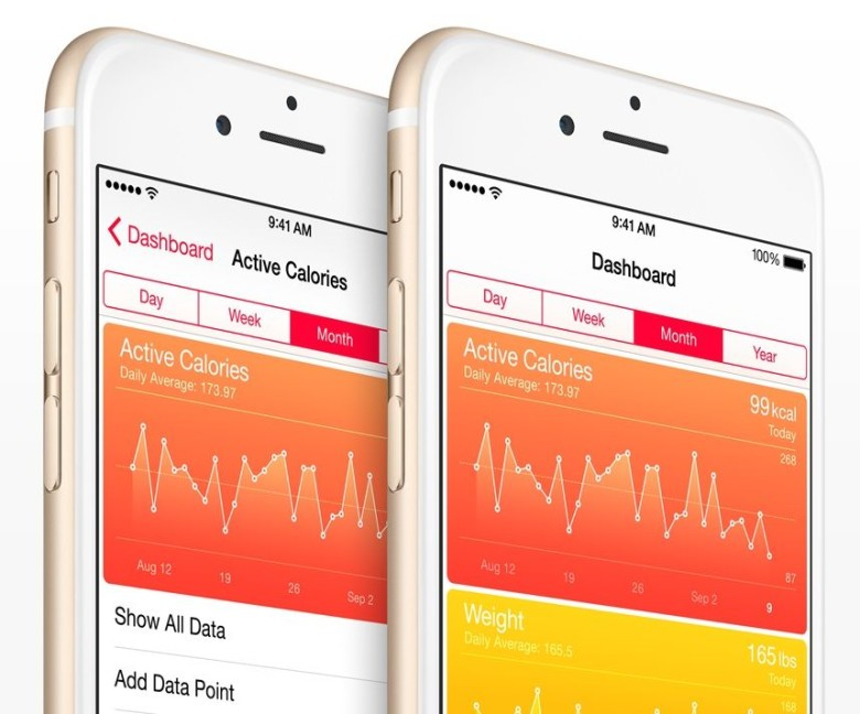 Apple's reputation as a mobile health company is growing. Photo: Apple