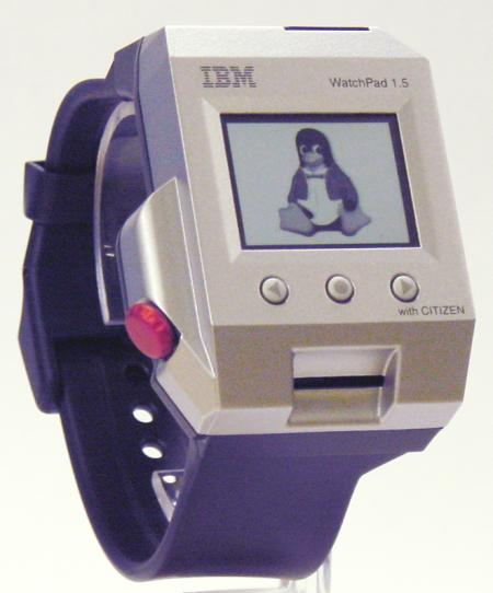 The open-source smartwatch