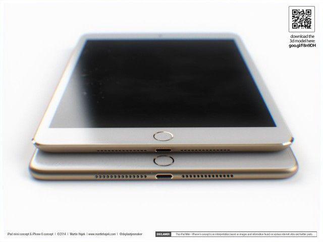 Gold iPad Air 2 next week too?