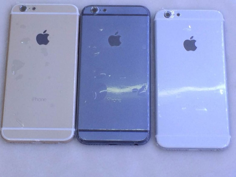 best loved d0761 9384d Shatterproof and water-resistant? Full iPhone 6 spec list contains ...