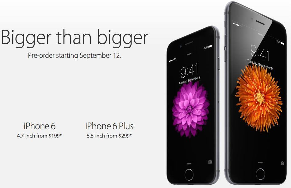 iphone pre order how to pre order the iphone 6 and 6 plus 12152