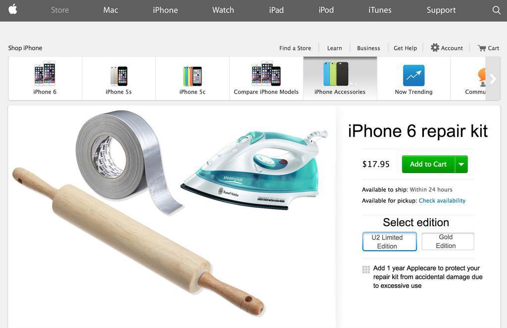 bendgate iphone 6 39 malleability 39 problem is the internet. Black Bedroom Furniture Sets. Home Design Ideas