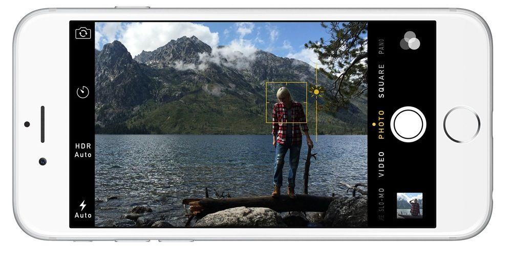 The iPhone 6 camera is the only camera you need