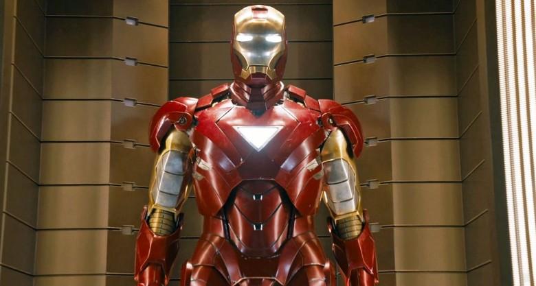 Iron Man's Armour