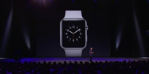 The Apple Watch could signal time for a change in healthcare.