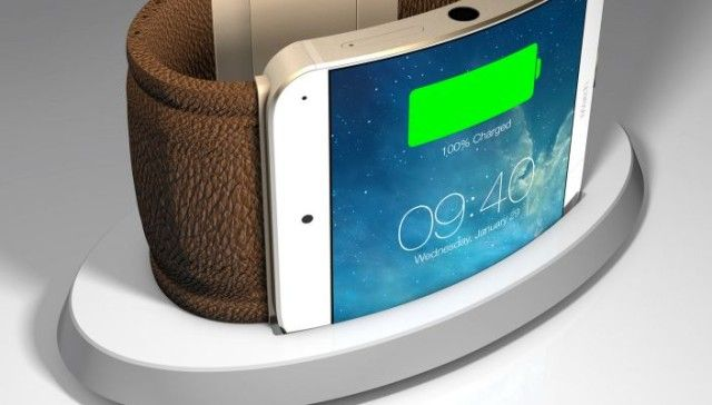 iWatch will charge wirelessly