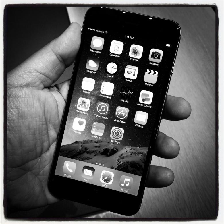 The iPhone 6 is a big, big deal