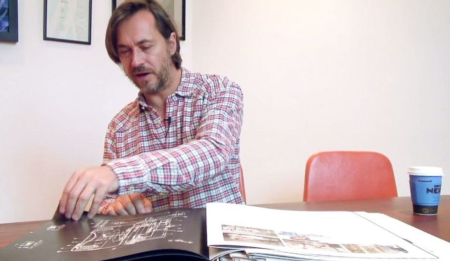 Industrial Designer Marc Newson