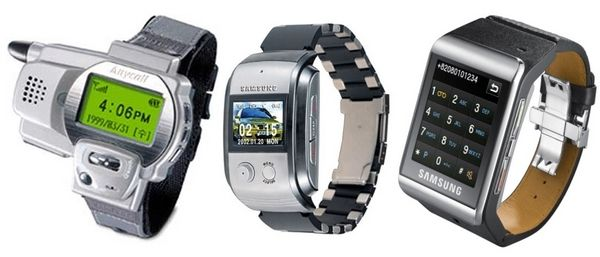 Samsung's first smartwatch