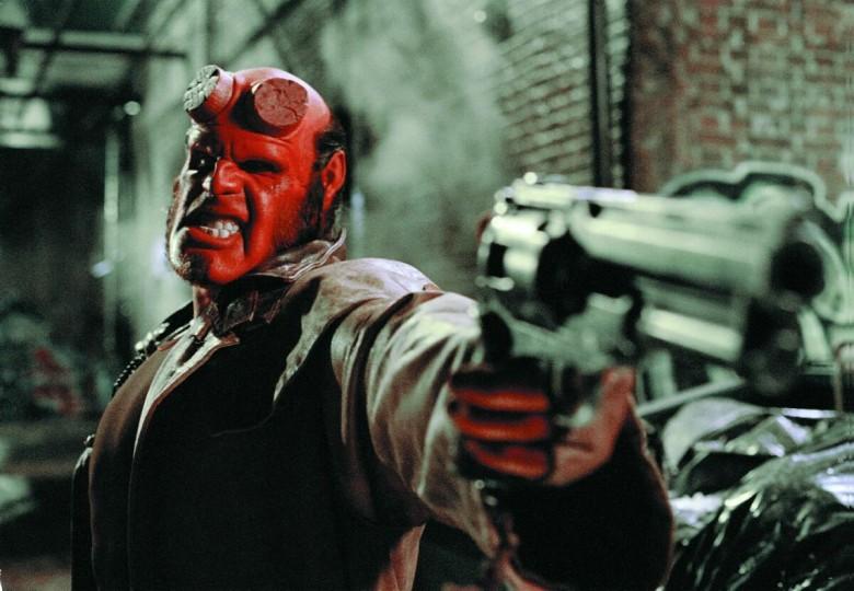 <em>Hellboy</em>