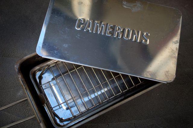 Camerons Indoor Smoker Photo: Jim Merithew/Cult of Mac