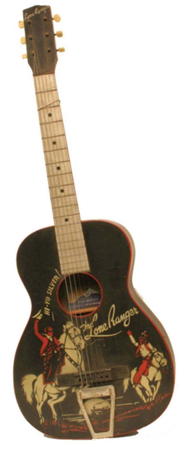 Lone Ranger Guitar
