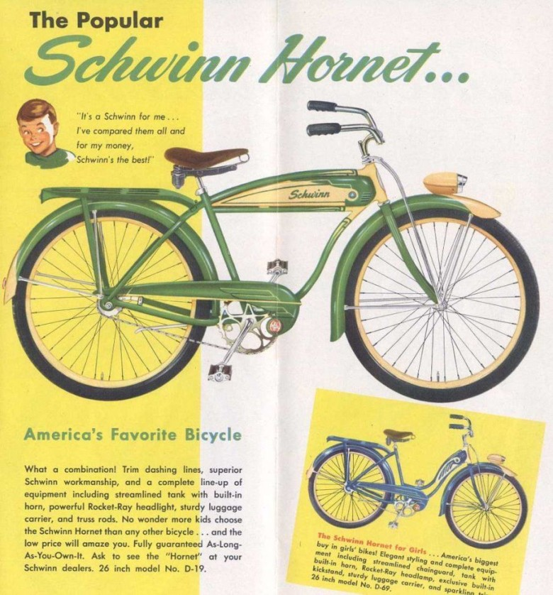 Schwinn Hornet