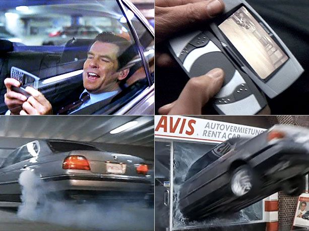 Is Apple Building James Bond S Car Remote Into Your Iphone