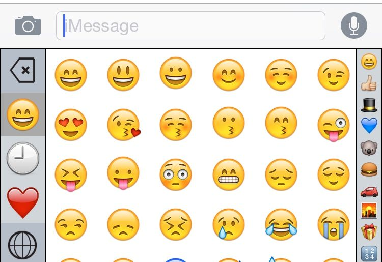 Why Emoji Is A Better Emoji Keyboard Than Apples