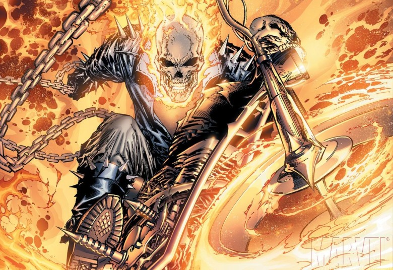<em>Ghost Rider</em>