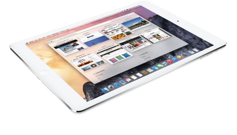 How OS X may look on an iPad. Mockup: Killian Bell/Cult of Mac