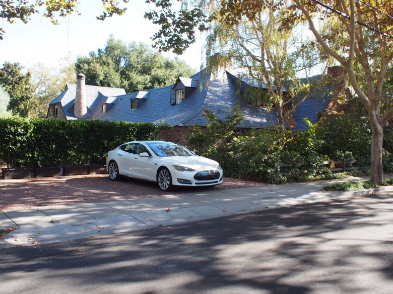 Steve Job's house in Palo Alto. Photo: Leander Kahney/Cult of Mac