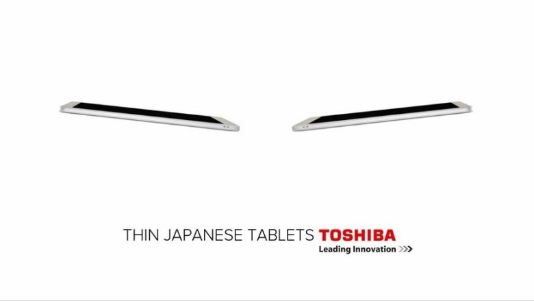 Not cool, Toshiba.