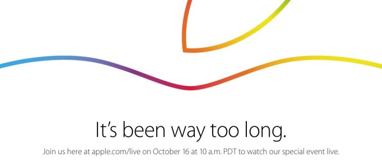 Watch Apple unveil its new iPads live. Screenshot: Apple.com