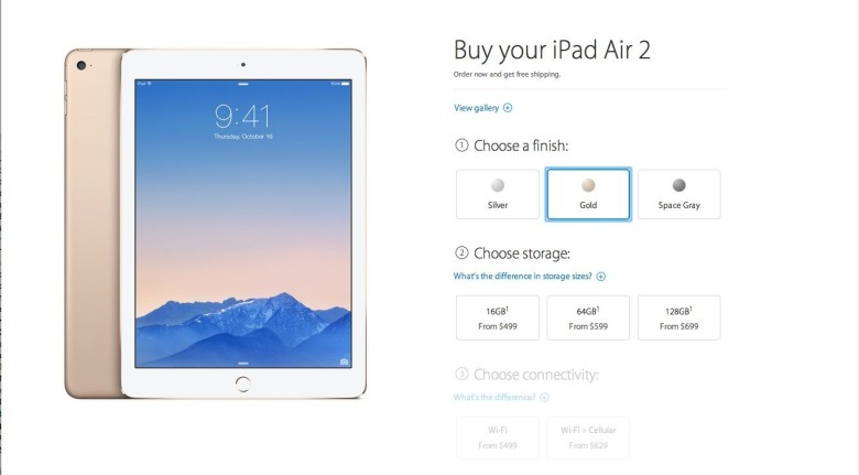 Le Makes A Sick Amount Of Money Ing More Storage For Ipad Air 2