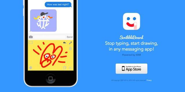 Screengrab: ScribbleBoard