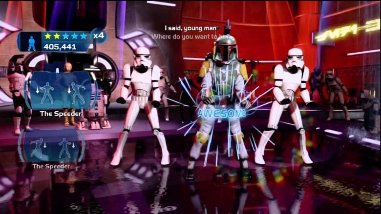 <em>Kinect Star Wars</em>