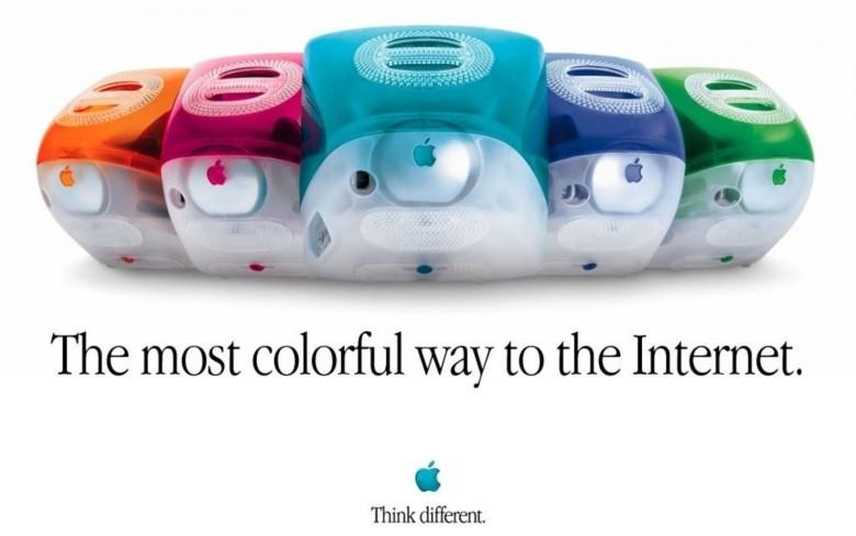 The return of colorful Macs