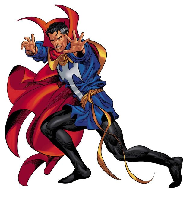 "The ""sorcerer supreme"" still has somewhat of an ego problem. Photo: Marvel"