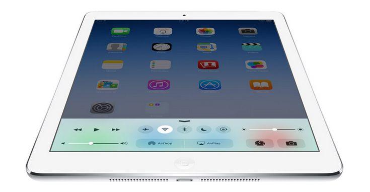 iPad Air to get Retina HD?