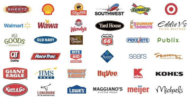 These are just a few of the retailers fighting Apple Pay. Photo: MCX