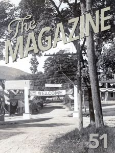 The cover of issue 51. Photo: The Magazine