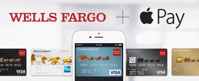 Wells Fargo Will Pay You To Try Apple Pay