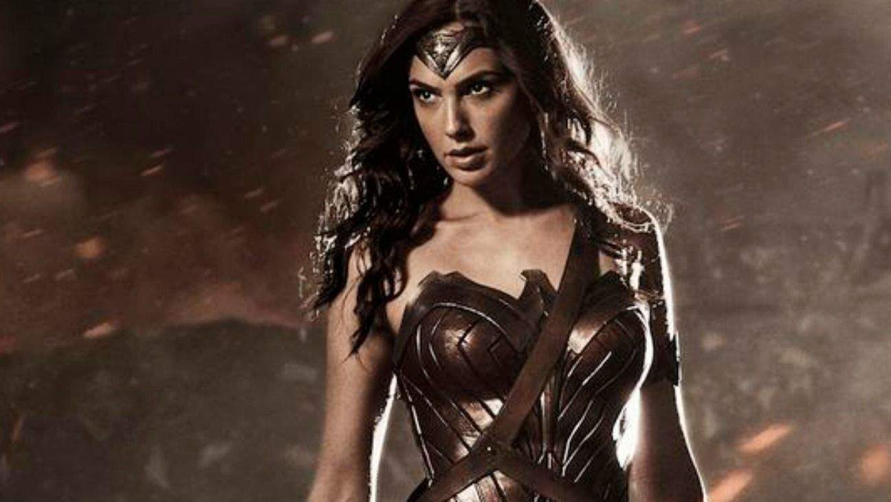 Wonder Woman in 2017! Photo:Warner Bros. Pictures