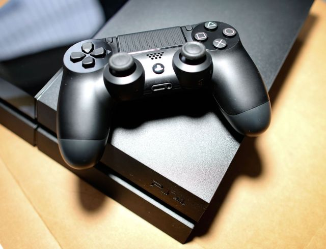 Playstation 4. Photo: Jim Merithew/Cult of Mac