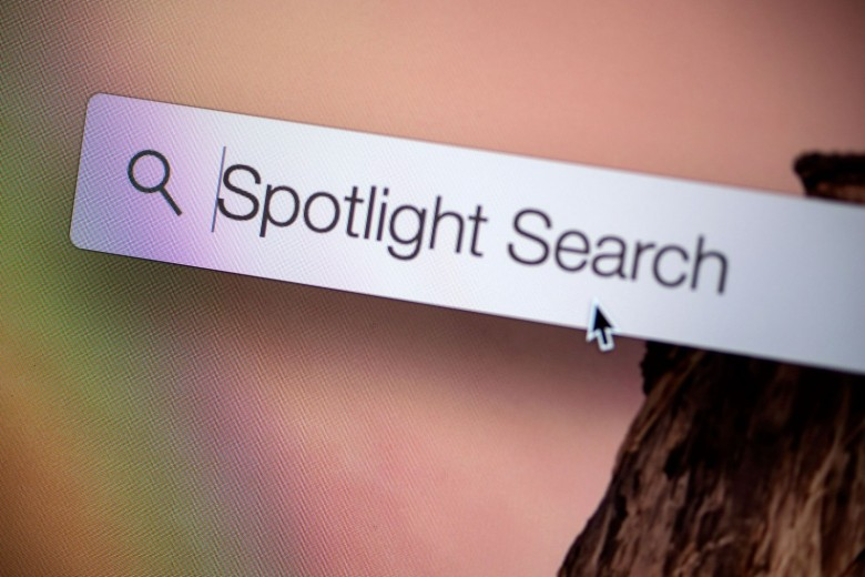 Spotlight Search could be so much better than it already is. Photo: Jim Merithew/Cult of Mac