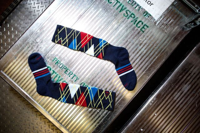 Sexy Smartwool Socks. Photo: Jim Merithew/Cult of Mac