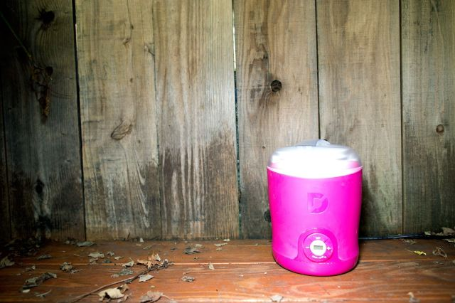 The Dash Greek Yogurt Maker turns milk into magically creamy yogurt. Photo: Jim Merithew/Cult of Mac
