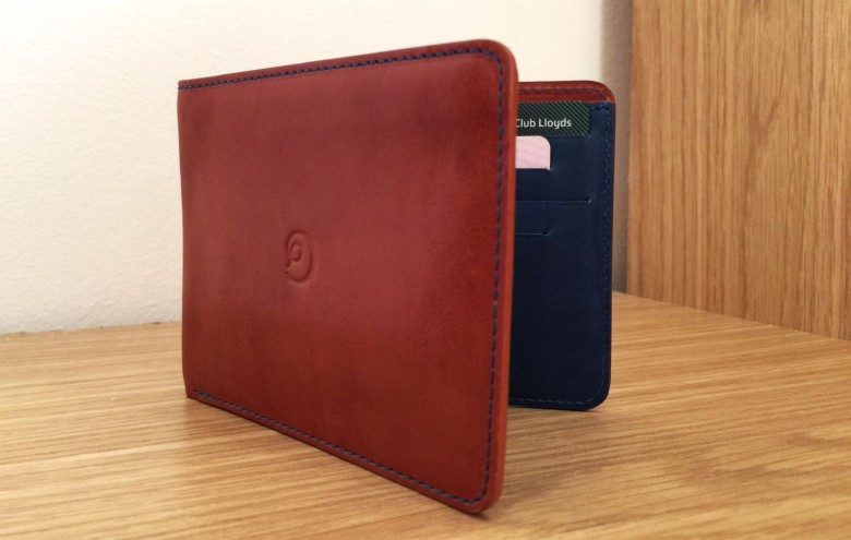 The Slim Wallet's a stunner. Photo: Killian Bell/Cult of Mac