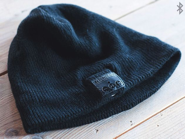 CoM_Bluetooth Audio Beanie